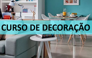 Curso de decoracao