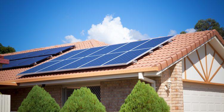 Integra o das placas solares na constru o da sua casa - Casas con placas solares ...