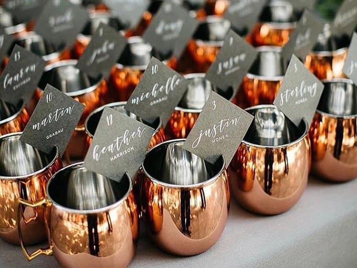 canecas de alumínio personalizada